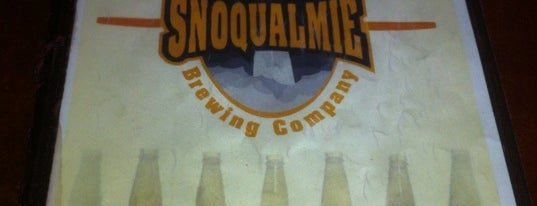 Snoqualmie Brewery & Taproom is one of WABL Passport.