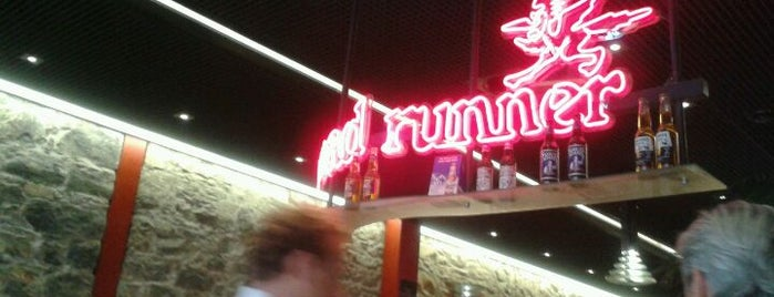 Road Runner is one of Restaurants.