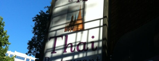 Bangkok@12 Thai Restaurant is one of Sacramento Bee recommendations.