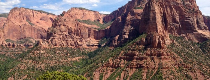 Kolob Canyons Visitor Center is one of Recreation/ outings.