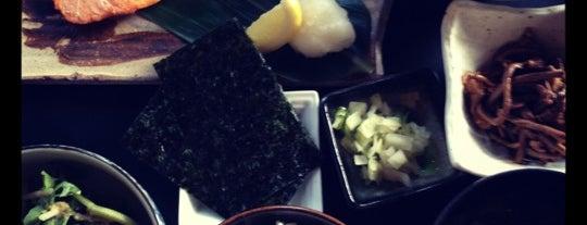 EN Japanese Brasserie is one of NYC Shortlist.