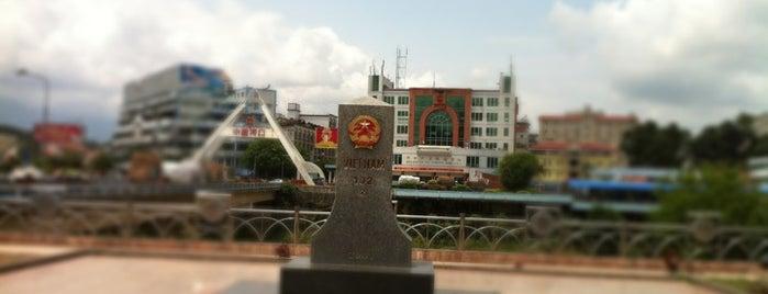 Cửa Khẩu Quốc Tế Lào Cai (Lao Cai Border Gate) is one of du lịch - lịch sử.