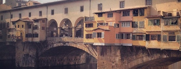 Ponte Vecchio is one of Firenze (Florence).