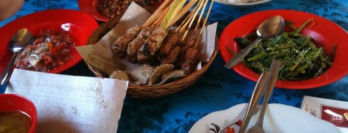 """Warung Lesehan """"Merta Sari"""" is one of Tempat Makan Maknyus - BALI."""