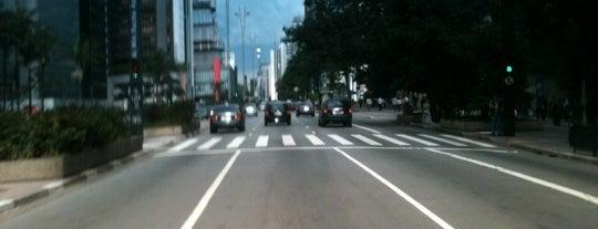 Paulista Avenue is one of Desafio dos 101.