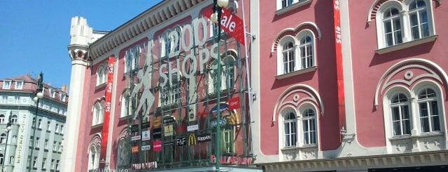 Palladium is one of Praga.