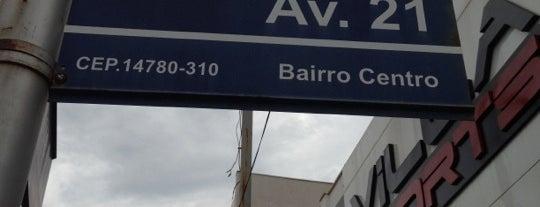 Calçadão is one of Lugares....