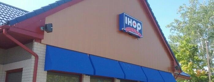 IHOP is one of Niagara.
