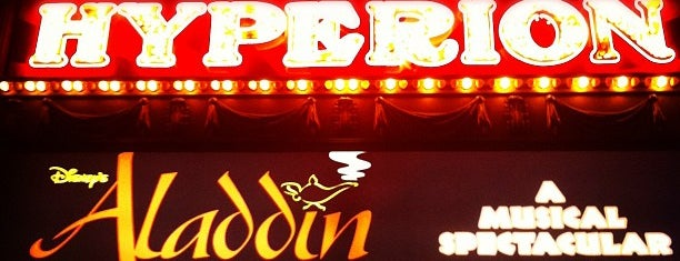 Hyperion Theater - Disney's Aladdin A Musical Spectacular is one of California 2014.
