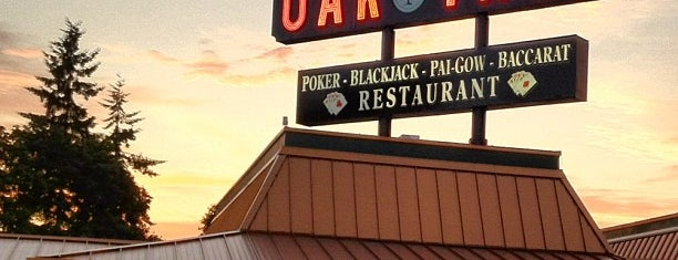 Oak Tree Restaurant is one of My Saved Places.
