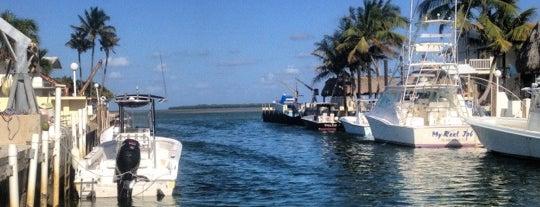 Tavernier is one of The Florida Keys.
