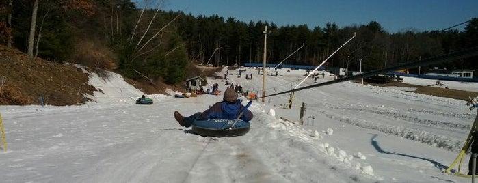 Nashoba Valley Ski Area is one of Bean Town Shops & To-Dos.