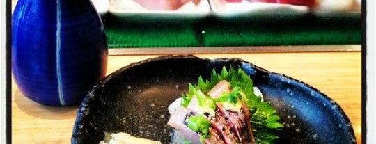 Kushi Izakaya & Sushi is one of dc drinks + food + coffee.