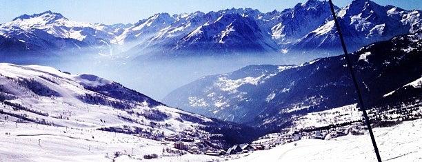 Saint-François Longchamp is one of Stations de ski (France - Alpes).