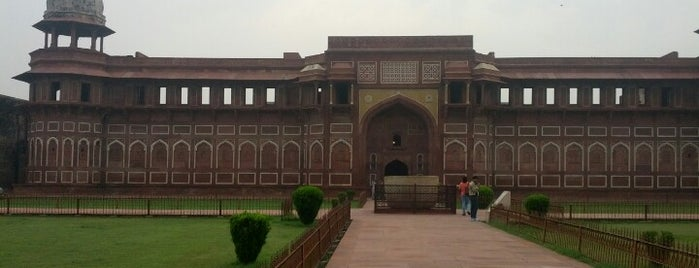 Agra Fort is one of Our India Trip 2012.