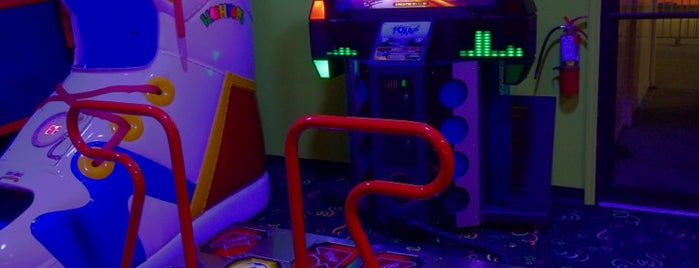 Fast Tracks is one of Arcades.