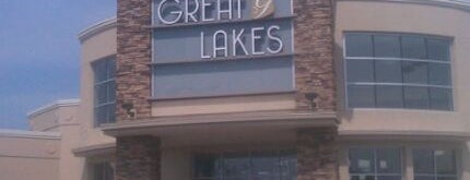Great Lakes Mall is one of Places tried: recommend.