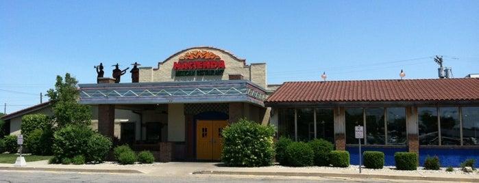 Hacienda Mexican Restaurant is one of 20 favorite restaurants.
