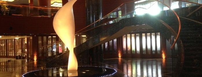Hyatt Regency Osaka is one of HYATT Hotels and Resorts.
