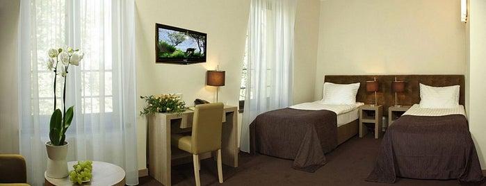 Hotel Impresja Gdansk is one of Noclegi i SPA #4sqcities.