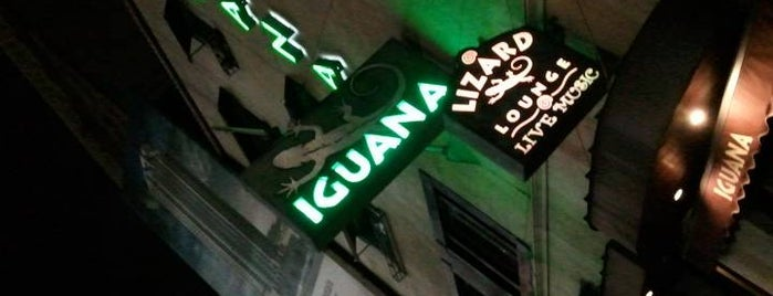 Iguana NYC is one of Pete NYC.