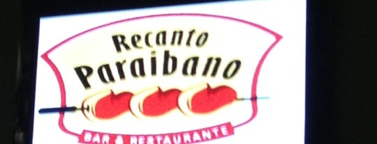 Recanto Paraibano is one of Top picks for Bars/Melhores Barzinhos.