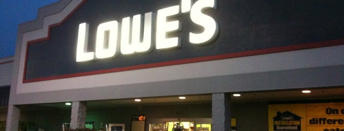Lowe's Home Improvement is one of Shopping.