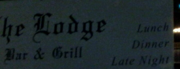 The Lodge is one of Bar Hopping in the Thrill.