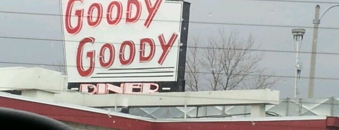 Connelly's Goody Goody Diner is one of Best Places in #STL #visitUS.