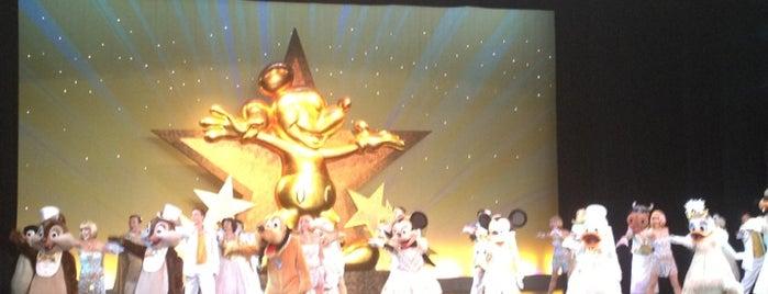 ワンマンズドリーム is one of Disney.