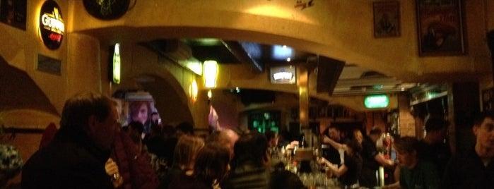 Ned Kelly's Australian Bar is one of Bars + Restaurants.