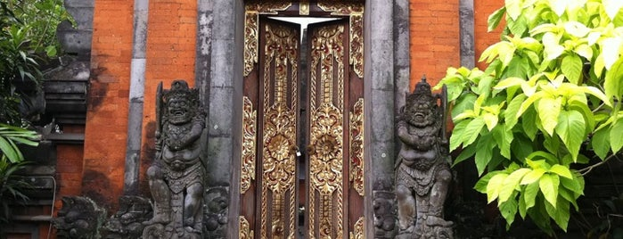 Anjungan Bali is one of trave!.