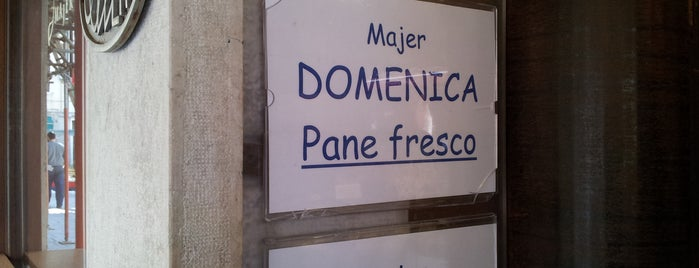 Panificio Majer is one of Food & Drinks in Venezia.