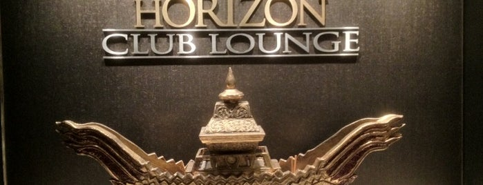 Horizon Club Lounge is one of Savvy Traveller.
