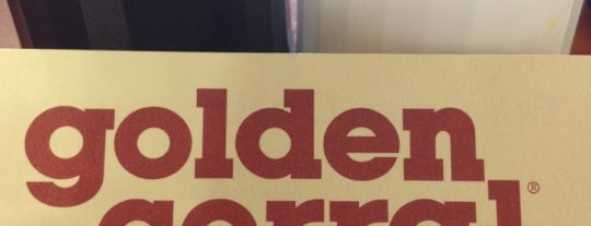 Golden Corral is one of Favorite Places.