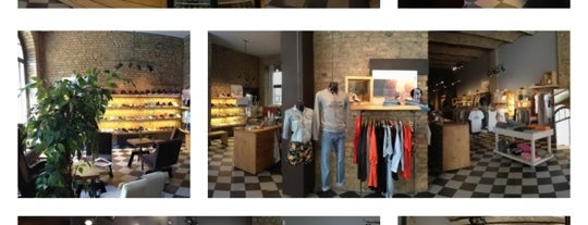 Bang Bang Shop & Coffee is one of UltimateRiga in 128 steps.