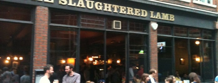 The Slaughtered Lamb is one of Evermade.com.