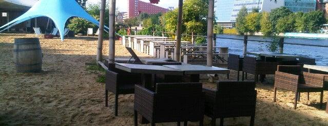 Sage Restaurant & Beach is one of Guten Tag, Berlin!.