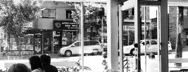 PRADO Cafe is one of Vancouver's Best Coffee Shops.