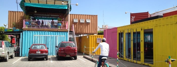 Container City is one of Puebla #4sqCities.