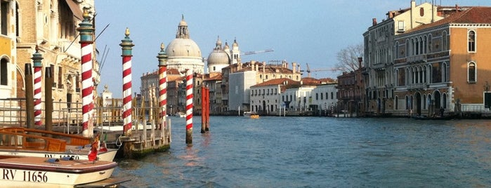 Canal Grande is one of ITALY  best cities.