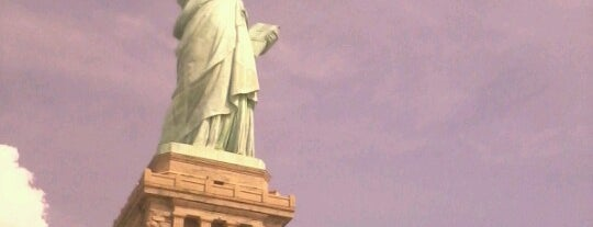Statue of Liberty is one of Dream Destinations.