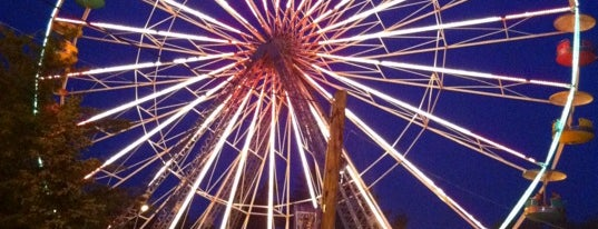 The Giant Wheel is one of Favorite Arts & Entertainment.