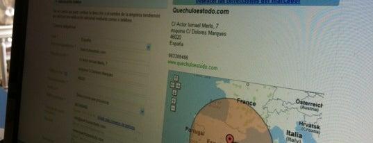 Quechuloestodo.com is one of lomejordebenimaclet.com.