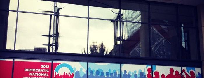 #DNC2012 Venues