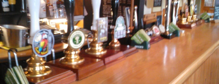 White Hart Tap is one of Pubs - Brewpubs & Breweries.