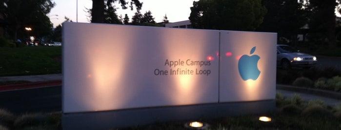 Apple Infinite Loop is one of San Francisco Scrapbook.
