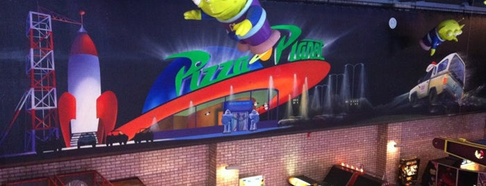 Pizza Planet is one of Puerto's Picks for Pizza Places.