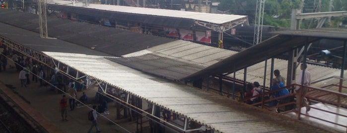 Vasai Road Railway Station is one of Mumbai Suburban Western Railway.