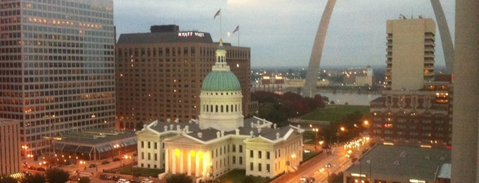 Hilton St Louis At The Ballpark Is One Of 15 Best Hotels In